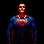 Justice League Superman