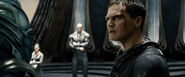 Man of Steel - Zod with injury