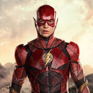 Justice league 2017 barry as flash