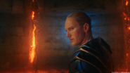 Orm in the pit of the Ring of Fire promotional still