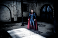 Superman stands in Wayne Manor.png