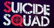Suicide Squad prototype logo