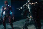 Snyder Cut - Flash fights