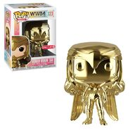 Funko-WW84-Wonder Woman-Armor-Gold