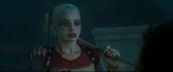 Harley quickly apologizes Enchantress