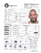 Floyd Lawton CIA criminal record