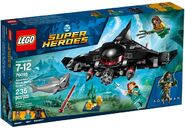 Lego merchandise - Aquaman set
