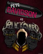The Suicide Squad - Blackguard poster