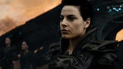 Faora in command