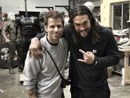 Jason Moma and Zack Snyder