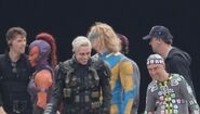 The Suicide Squad - set photo 3