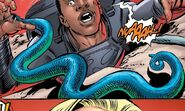Snake from Man of Steel Prequel-