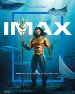 Aquaman IMAX poster 1