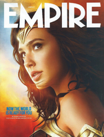 Empire - Wonder Woman exclusive subscriber cover