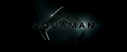 Aquaman original logo