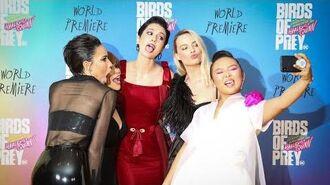 Birds Of Prey - World Premiere Highlights