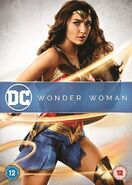 Wonder Woman - Home Media - DVD Re-Release