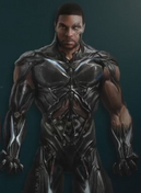 Cyborg - cropped Justice League concept artwork