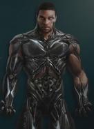 Cyborg - cropped Justice League concept artwork