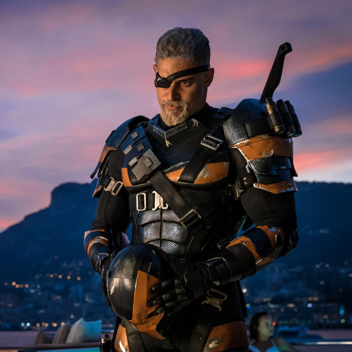 Image result for deathstroke justice league movie