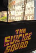 The Suicide Squad - chair
