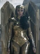 Wonder Woman Golden Armor