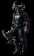 Steppenwolf - render