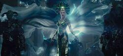 Enchantress at full power