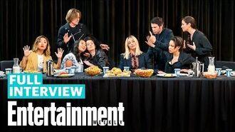 'Birds Of Prey' Roundtable Interview Margot Robbie, Ewan McGregor & More Entertainment Weekly