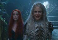 Atlanna and Mera