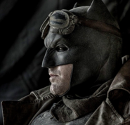 Batman ready for desert warfare
