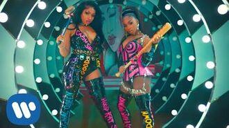 Megan Thee Stallion & Normani (Birds of Prey The Album) - Diamonds Official Music Video