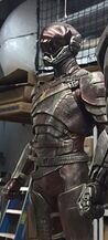 BvS Flash Post-Apocalyptic Suit