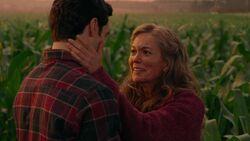 Martha reunites with Clark