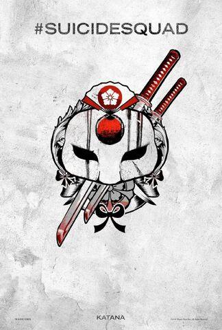 File:Suicide Squad tattoo poster - Katana.jpg