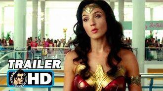 "WONDER WOMAN 1984 ""Tide"" Super Bowl Trailer (2020)"