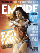 Empire - Wonder Woman cover