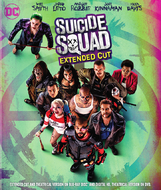 Suicide Squad Extended Cut cover