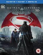 Batman vs Superman - Home Media - BluRay 3D