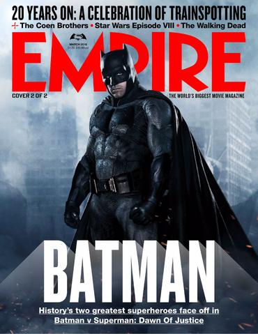File:Empire - Batman v Superman Dawn of Justice March 2016 variant cover - Batman.png
