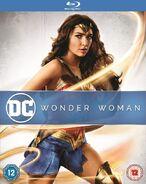Wonder Woman - Home Media - BluRay - Release