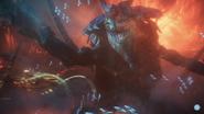 Aquaman - Karathen emerges