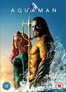 Aquaman DVD - cover