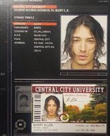 Flash - ID - Central City University