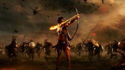 Artemis archer