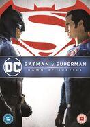 Batman vs Superman - Home Media - DVD Re-release