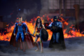 Action figure recreation of Superman, Wonder Woman and Batman.png