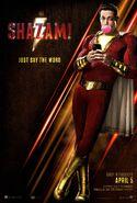Shazam! teaser poster 2