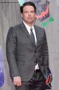 Ben Affleck at Suicide Squad premiere