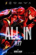 Justice League - All In - Flash